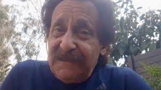 השחקן דודו זר מהשריפות בקליפורניה