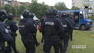 Спецназ у Коростені та результати виборів у Житомирі які порушення виявили під час голосування