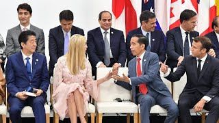 G20 Leaders' Special Event on Women's Empowerment, Osaka, 29 Juni 2019