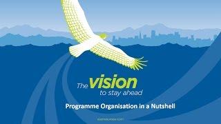 Programme Organisation in a Nutshell