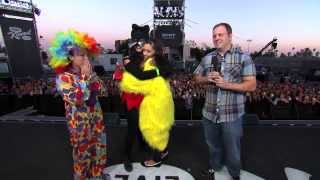 Ariana Grande Costume Contest
