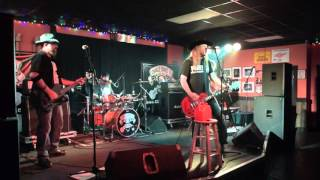 "CHARLIE BONNET III & THE REBEL WAYS BAND - ""Move To The City"" LIVE 11/7/15, Clarksville, TN"