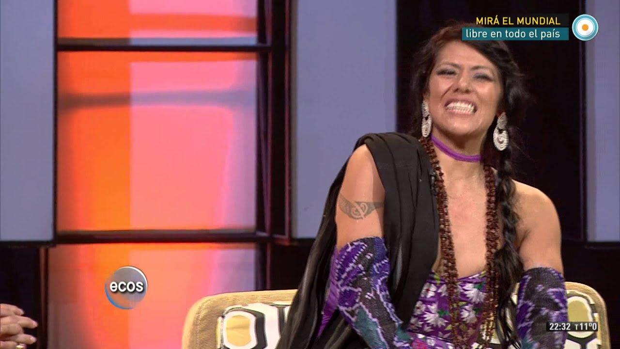 Ecos de mi tierra - Lila Downs, Niña Pastori y Soledad Pastorutti -  31-05-14 (2 de 4)