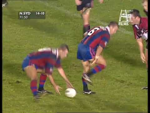 Newcastle Knights 1988 - 2012 Highlights