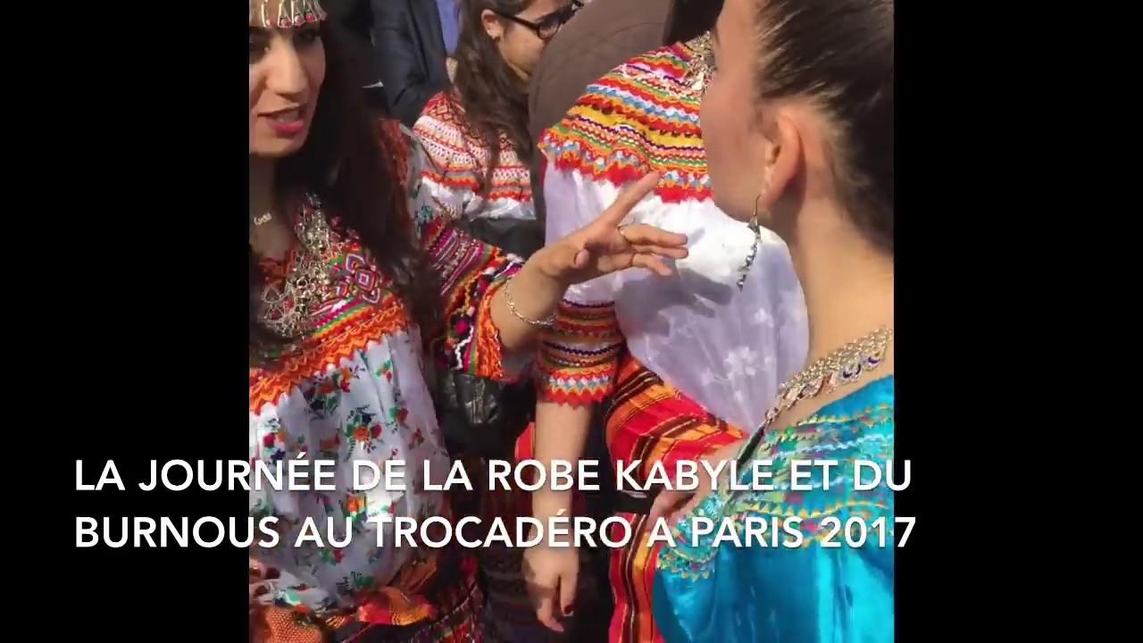 La journée de la robe kabyle 14 mai 2017 paris