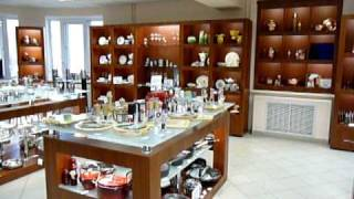 г. Пенза салон - магазин изысканной посуды