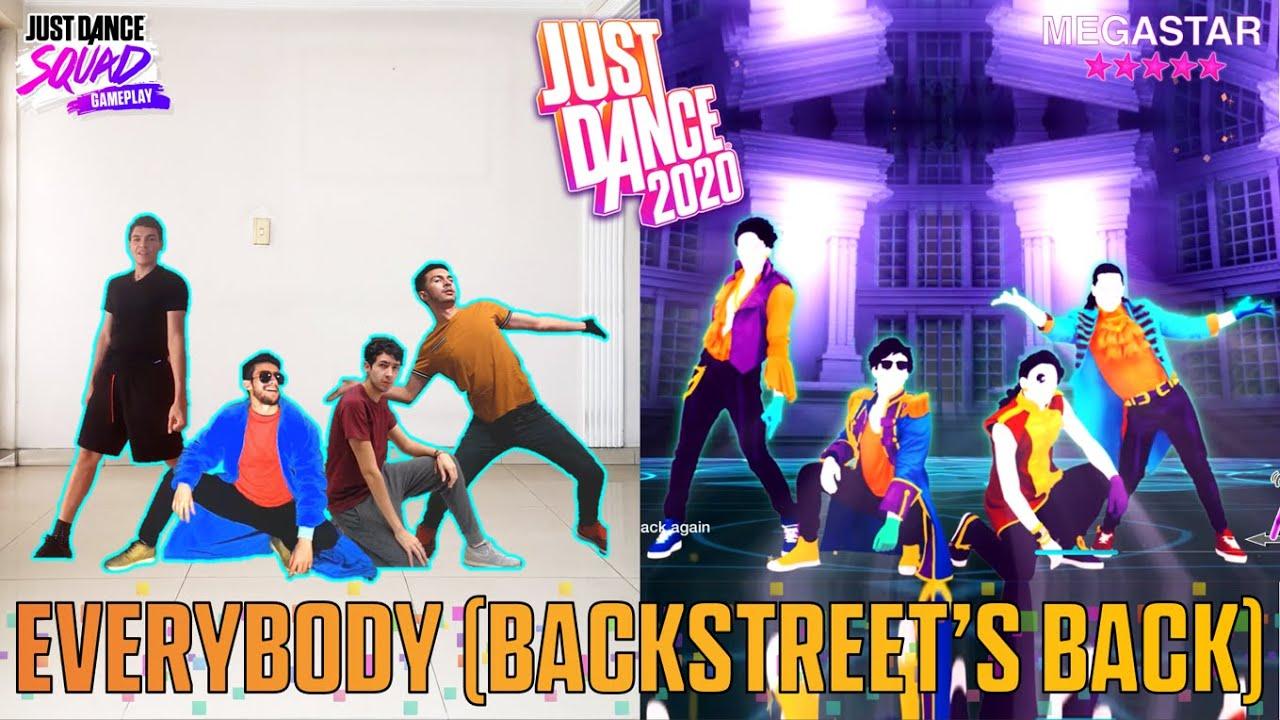 Download Everybody (Backstreet's Back) - Millennium Alert (Backstreet Boys)   Just Dance 2020.