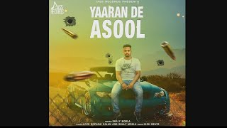 Yaaran De Asool by Shaly Mokla Mp3 Song Download