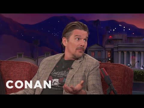 Ethan Hawke Desperately Wants To Be In A