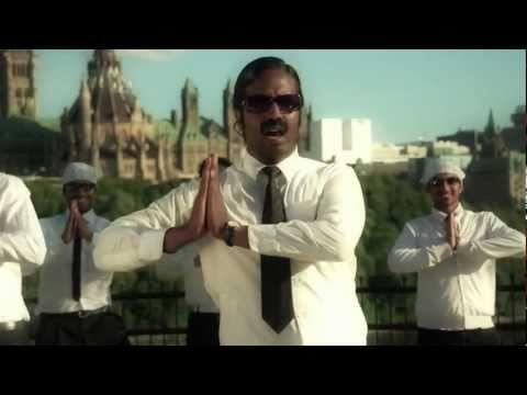 Wilbur Sargunaraj: First Class Bhangra (The Ottawa Remix)