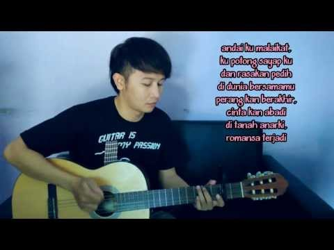 (SUPERMAN IS DEAD) Sunset Di Tanah Anarki - Nathan Fingerstyle
