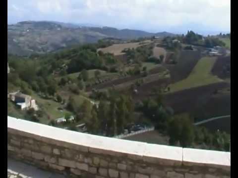 Pietrelcina Italy St Padre Pio Youtube