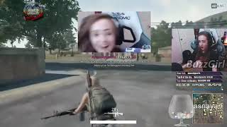 PUBG WTF Girl Streamer Moments Ep. 2 [Playerunknown's Battlegrounds]