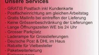 Deutsche Lieferadresse für Schweizer