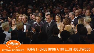 ONCE UPON A TIME - Rang I - Cannes 2019 - VO
