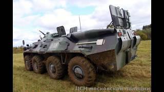 БТР-80М /ГАЗ-5926 с двигателем ЯМЗ-238М2-7