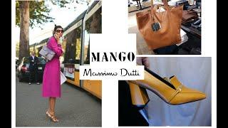 Шоппинг влог Mango MassimoDutti Скидки ВЕСНА 2020