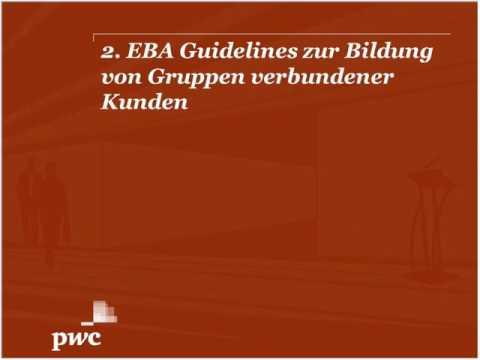 Germ. Basel IV-Channel, Neue Anforderungen an das Step In Risk, Großkredite sowie das Shadow Banking