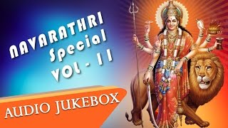 Best Kannada Devotional Songs | Navarathri Special Jukebox | Devi Bhajans Collection | Volume 2
