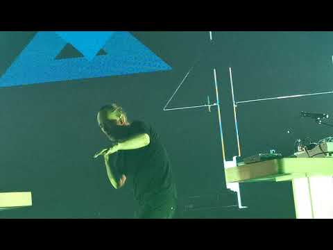Thom Yorke - The Axe - Seattle 2019