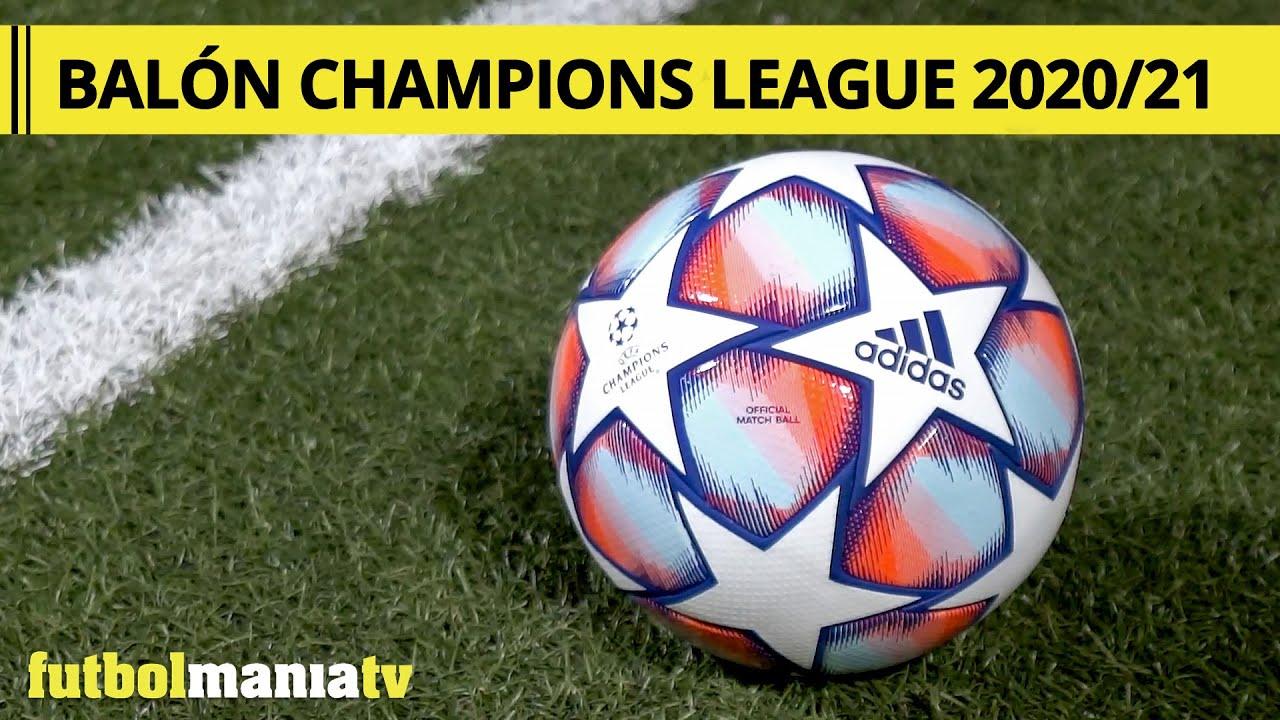Muchos Para construir entrada  Balón adidas Finale 20 Champions League 2020 2021 - YouTube