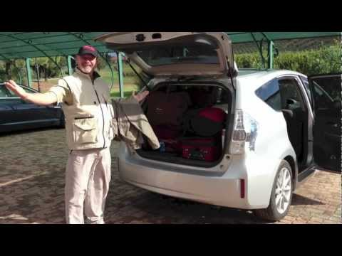 Toyota Prius: A Road Trip in Tuscany