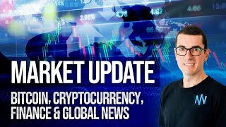 Bitcoin, Cryptocurrency, Finance & Global News - Market Update October 27th 2019
