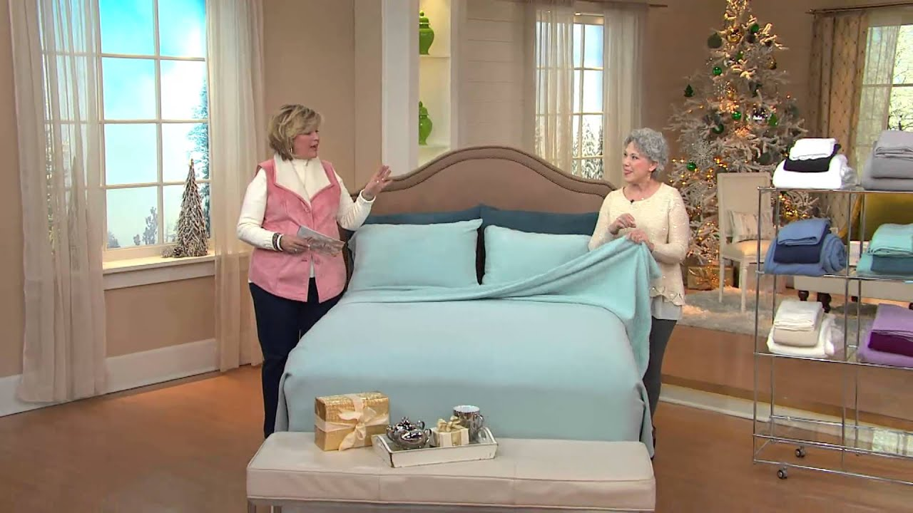 Malden Mills Polar Fleece SP KG Sheets w/ Extra Contrast Pillowcases ...