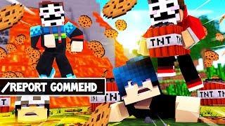 Mitspieler halten uns für echte Hacker! TROLLING in Minecraft Cookies
