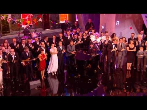 Chas and Dave - London Palladium - The Royal Variety Peformance 2013