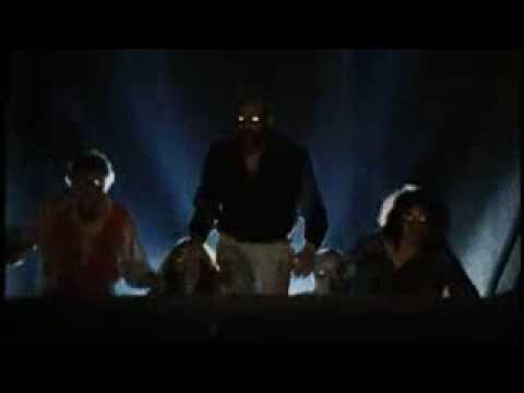 Michael Jackson - Thriller (Monster Movie Mash-Up)