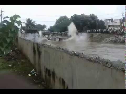 Chennai Flood | Bridge got Broken in Avadi Poonamallee Higways | Media Directory