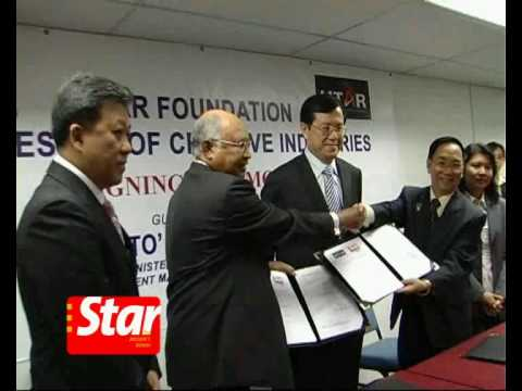 The Star Foundation pledges funds to develop creative industries