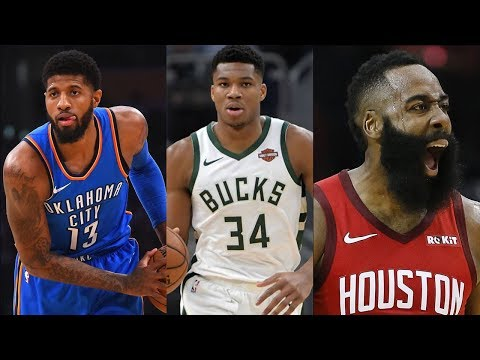 The NBA 2019 MVP Race is Super Close thumbnail