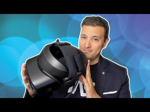 Samsung Odyssey Plus Only $299! THIS Is How You Make It Comfortable:  Studiform Creative + VR Cover
