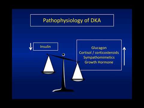 014 Obsgynaecritcare discussion on DKA in pregnancy with Graeme