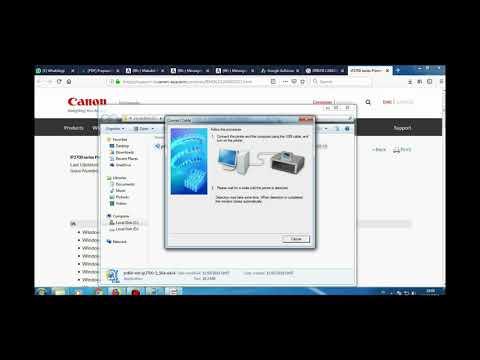 Cara Install Printer 1 Menit Printer Epson L120 di Windows 7 x64   Mas Dhar Channel.