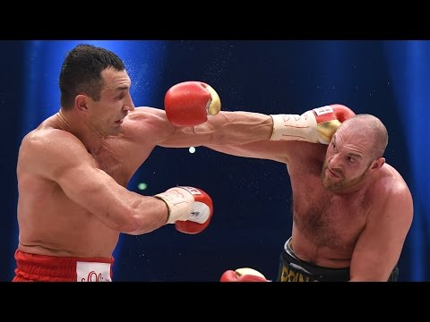 Tyson Fury vs Wladimir Klitschko Highlights