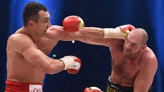 Tyson Fury vs Wladimir Klitschko Highlights