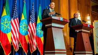 The President and Prime Minister of Ethiopia hold a Joint Press Conference | Ethiopia
