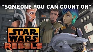 Someone You Can Count On - The Lost Commanders Preview | Star Wars Rebels