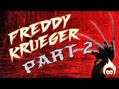 Freddy Krueger Costume Part 2/3: The Glove