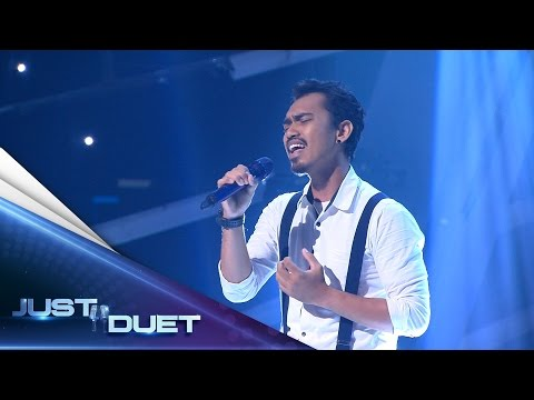 Jerikho makes all the Judges love him with Brian McKnight's One Last Cry! - Audition 2 - Just Duet