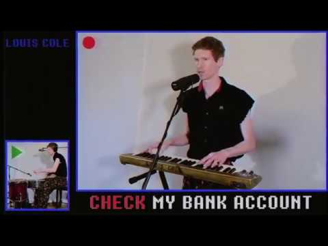 bank account (short song) - Louis Cole