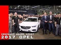 2017 Opel Insignia Grand Sport Production