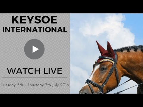 Keysoe CSI2* | July 2016 | Day 3 | 1.15m 5yo
