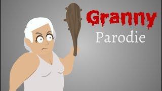Granny - Ziua 1 (Parodie Animată)