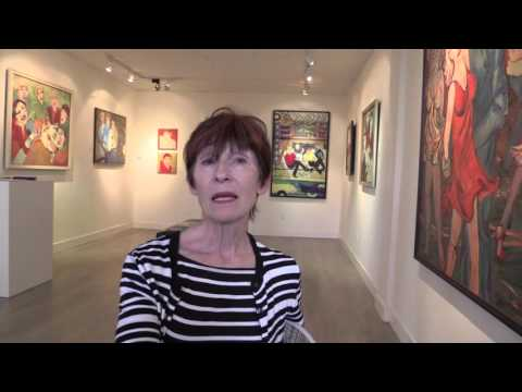 Kenna Lee Barradell at Gage Gallery Arts Collective