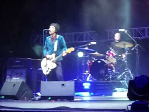 Johnny Marr,Montevideo (Uruguay)- I Fought The Law (The Crickets Cover) 1/4/2014