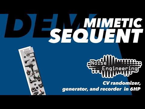 Mimetic Sequent Tutorial